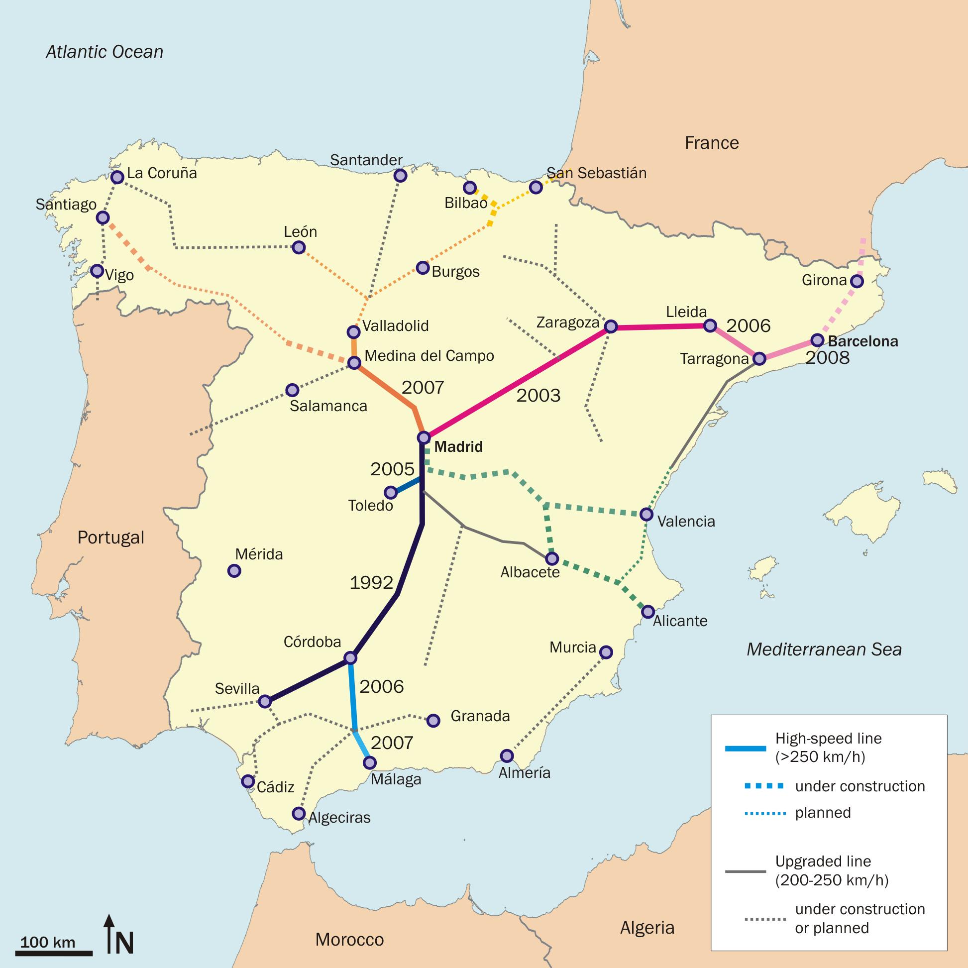 mapa comboios espanha Estratégia (teste de conhecimentos) | BLASFÉMIAS mapa comboios espanha