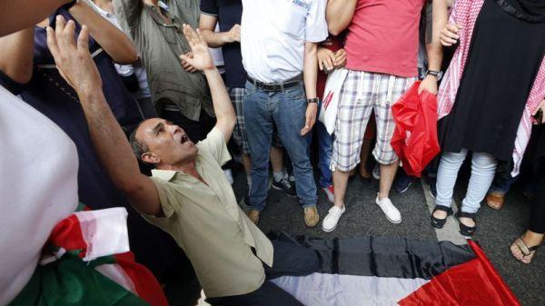 FRANCE-ISRAEL-PALESTINIANS-CONFLICT-GAZA-DEMO
