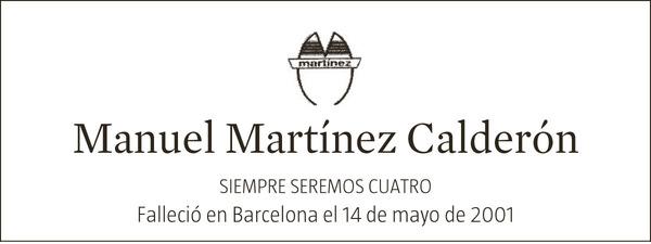 1. «Sempre sempre quatro» Vinte milhões de euros garantem que por muitos anos este anúncio surgirá na página da necrologia do La Vanguardia..jpg