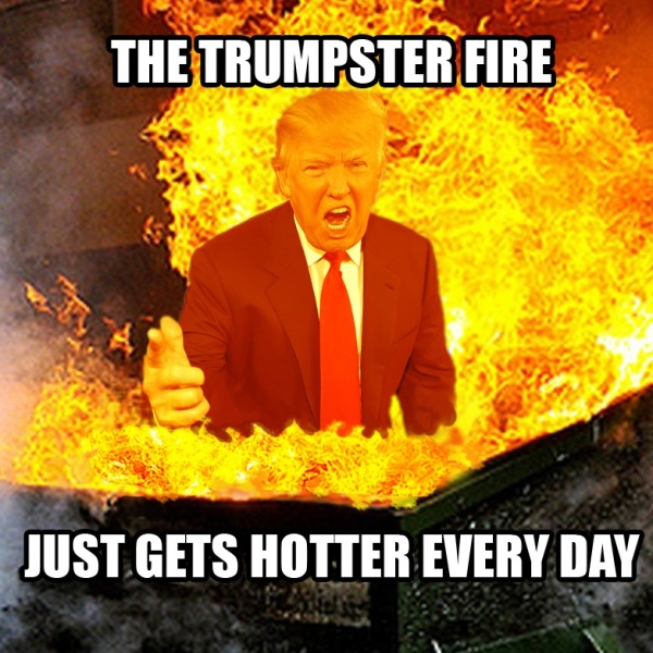 trumpfire