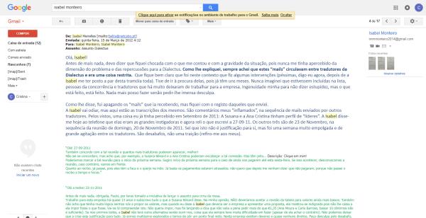 mailing list cristinamiranda.familycare gmail.com Gmail