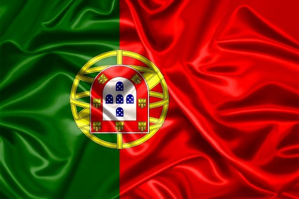 Portugal bandeira ao contrário
