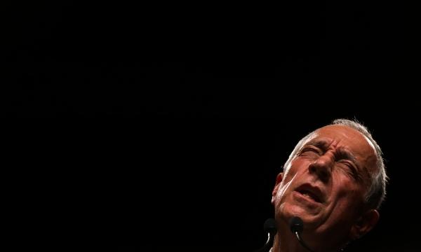 Presidenciais: Marcelo Rebelo de Sousa em Almada