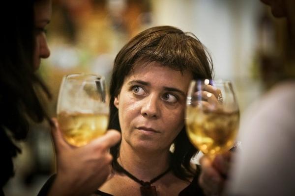 Catarina Martins visita Feira Nacional da Agricultura