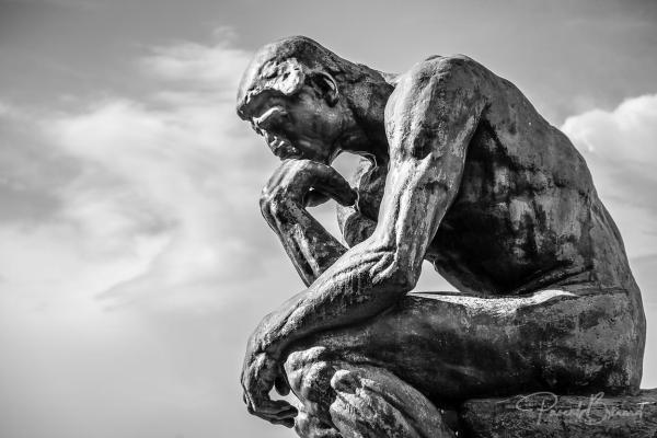 Le Penseur de Rodin
